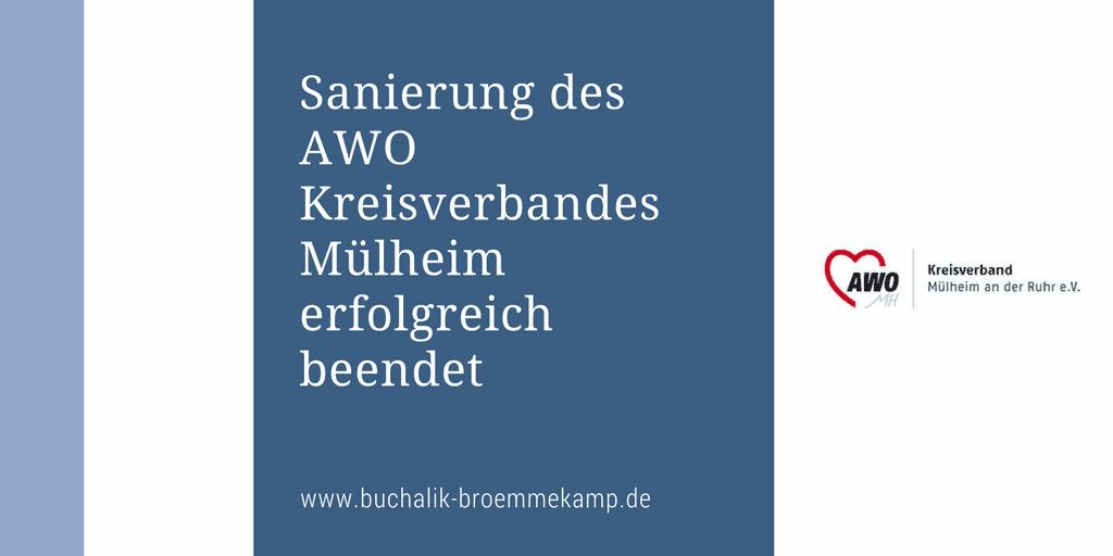 Sanierung AWO Mühlheim beendet