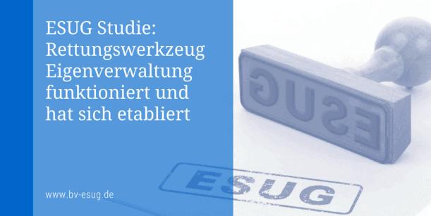 ESUG-Studie