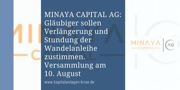 Minaya Capital AG