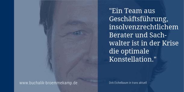 Dirk Eichelbaum in trans aktuell