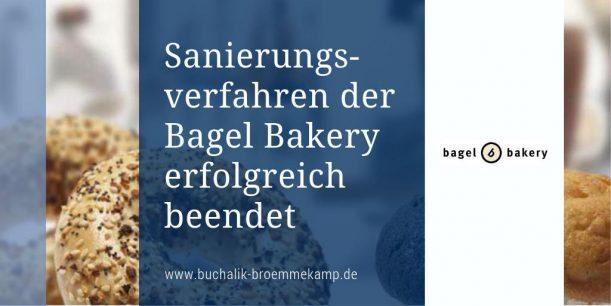Sanierung Bagel Bakery beendet