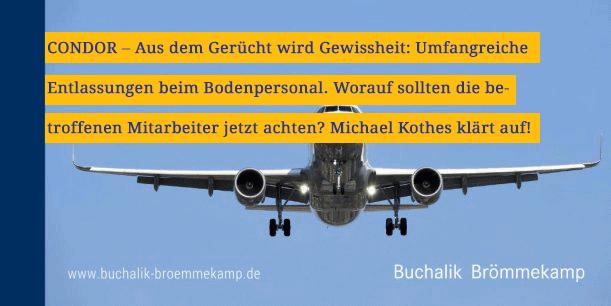 Condor-Arbeitsrecht-Entlassungen-Kothes